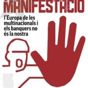 València - l'Europa de les mulinacionals i els banquers no és la nostra